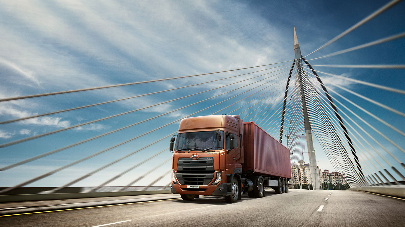 Welcome To ASTRA UD Trucks