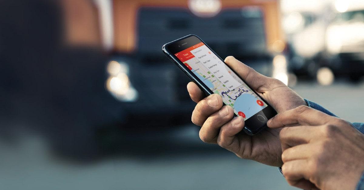 UD Telematics Mobile App