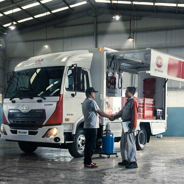 Selamat Datang di ASTRA UD Trucks