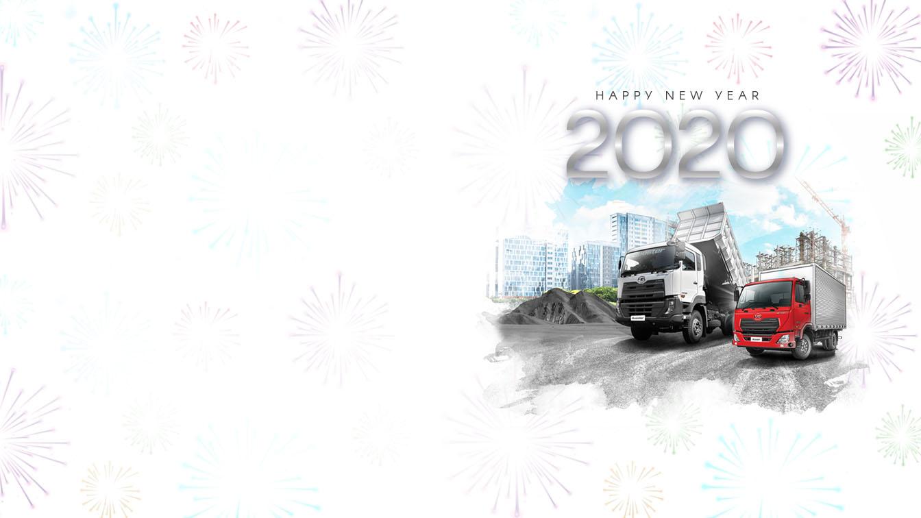 Happy New Year 2020