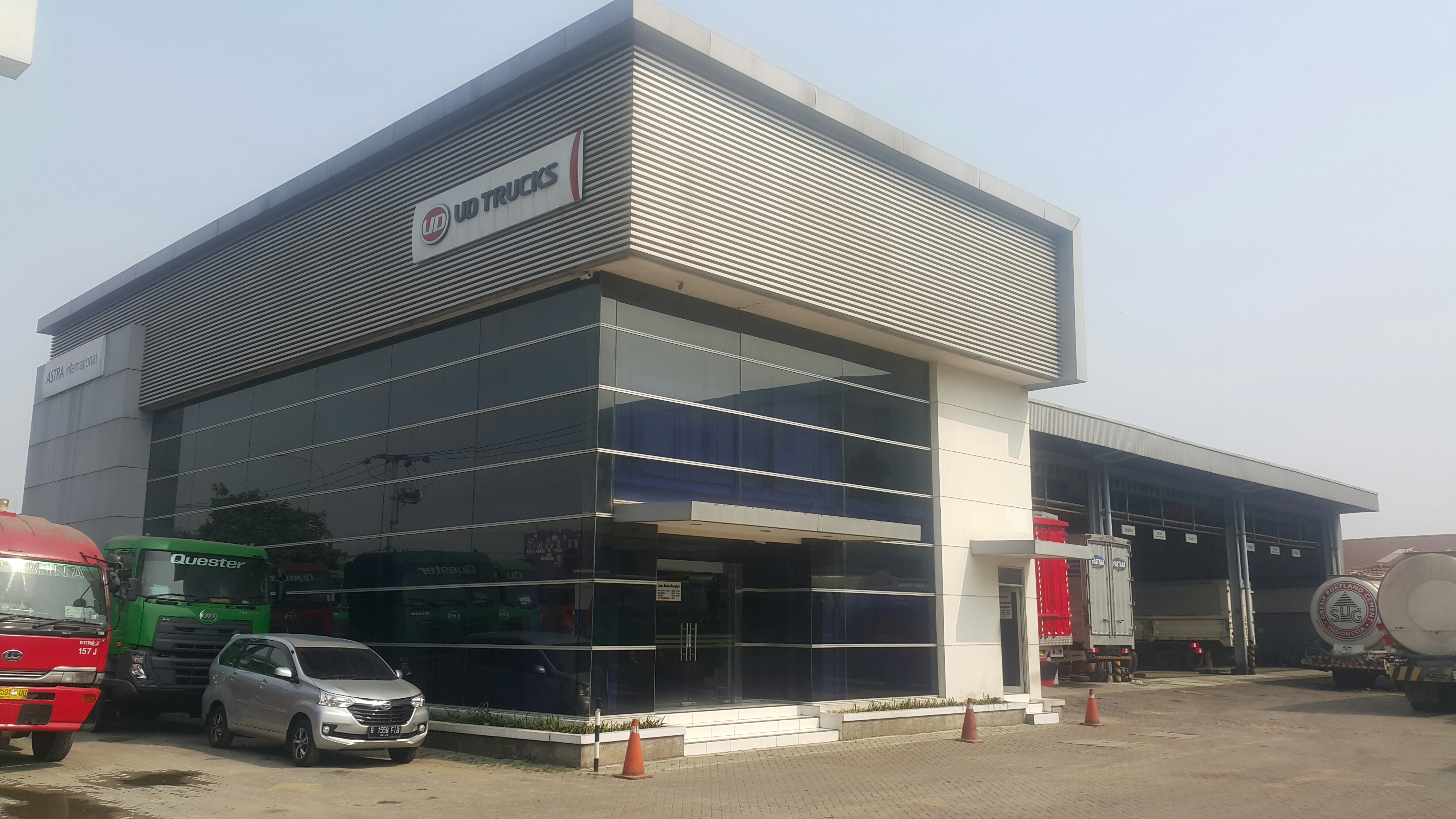 PT AI - UD TRUCKS SALES OPERATION Cabang Cikarang
