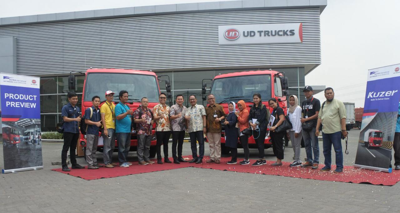 KUZER  Bidik Pasar Jawa Timur