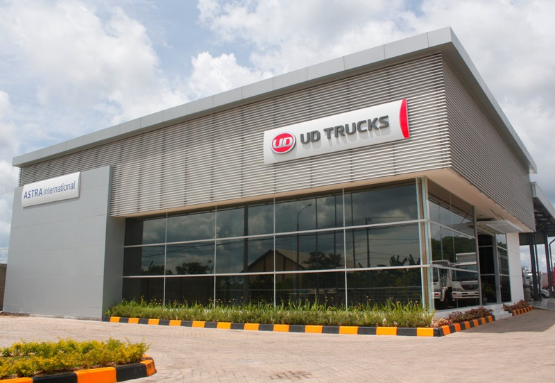 PT AI - UD TRUCKS SALES OPERATION Cabang Samarinda