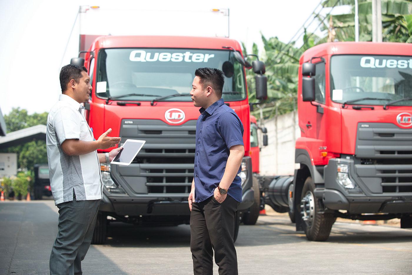 """Astra UD Trucks Wujudkan Semangat """"DRIVE FOR MORE"""" bagi Pelanggan"""